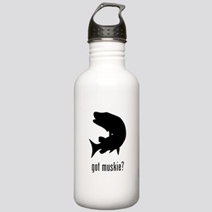 Muskie Stainless Water Bottle 1.0L