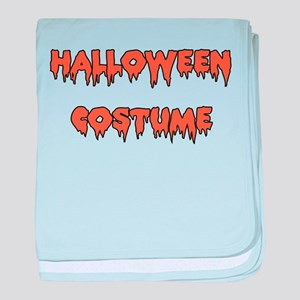 Halloween Costume Infant Blanket