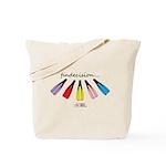 Findecision Tote Bag