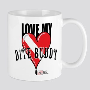Love My Buddy Mug