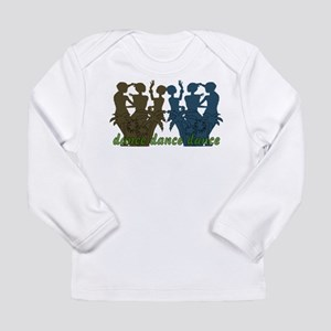 Dance Dance Dance Long Sleeve Infant T-Shirt