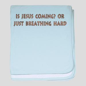 Anti-Religion Infant Blanket
