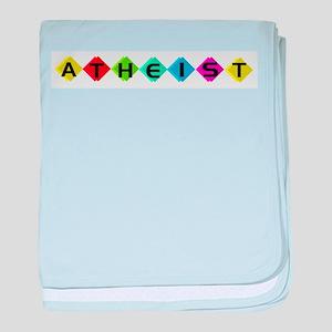 Atheist Infant Blanket