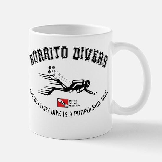 Burrito Dive Mug