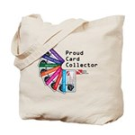 Card Collector Tote Bag
