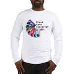 Card Collector Long Sleeve T-Shirt