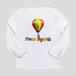 Free Spirit Long Sleeve Infant T-Shirt