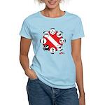 Circle of Scuba Women's Light T-Shirt
