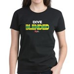 Dive Blended Women's Dark T-Shirt
