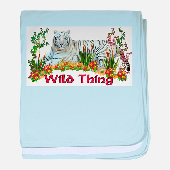Wild Thing Infant Blanket