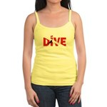 Dive Text Jr. Spaghetti Tank
