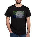 Hurricane Katrina Black T-Shirt