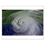 Hurricane Katrina Small Poster