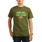 Enriched Life Organic Men's T-Shirt (dark)