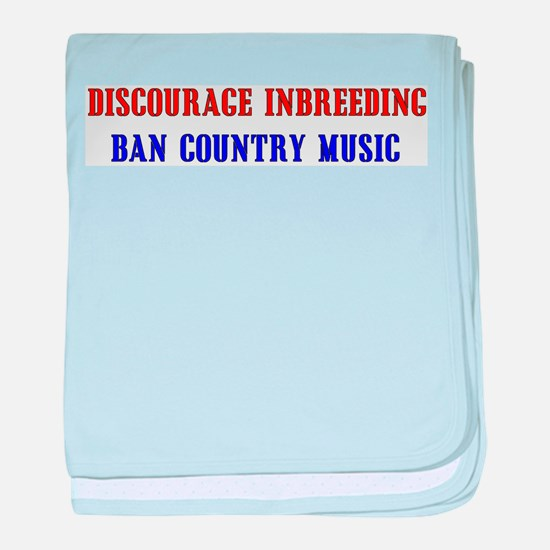 Discourage Inbreeding Infant Blanket