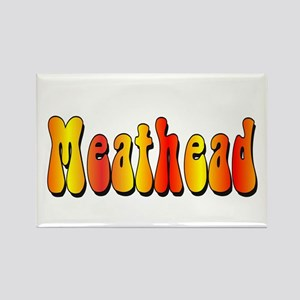 Meathead Rectangle Magnet