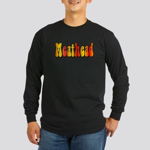 Meathead Long Sleeve Dark T-Shirt