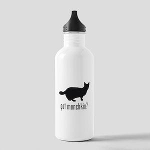 Munchkin Stainless Water Bottle 1.0L