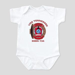 USS Tennessee SSBN 734 Infant Creeper