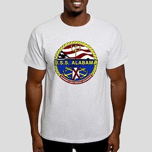 USS Alabama SSBN 731 Light T-Shirt
