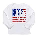 Stars & Stripes Forever Long Sleeve Infant T-Shirt
