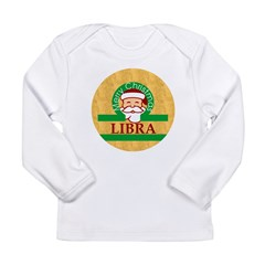 Libra Long Sleeve Infant T-Shirt