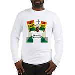 GOD HATES HATE Long Sleeve T-Shirt