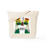 GOD HATES HATE Tote Bag
