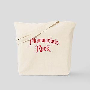 Pharmacist Rock Tote Bag