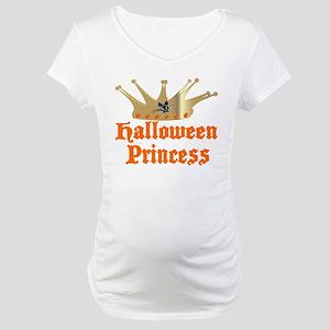 Halloween Princess Maternity T-Shirt