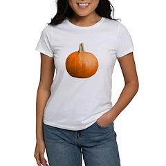 Pumpkin for Halloween Women's T-Shirt