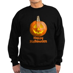 Happy Halloween Pumpkin Jack- Sweatshirt (dark)