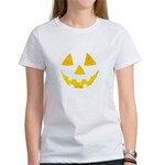 Pumpkin Jack-O-Lantern Hallow Women's T-Shirt