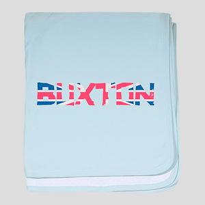 Buxton baby blanket