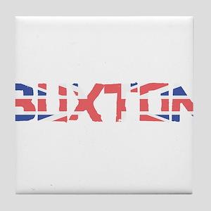 Buxton Tile Coaster