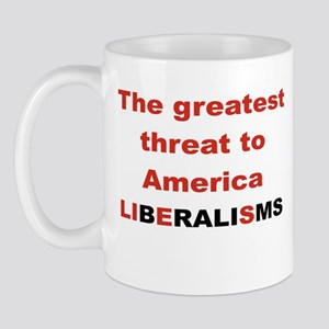 THE GREATEST THREAT TO AMERICA LIBERALISM LIES