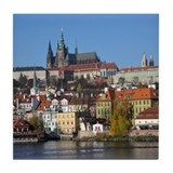 Prague Tile Coasters