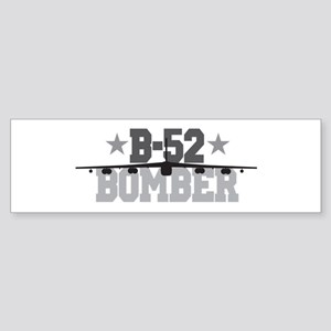 B-52 Aviation Sticker (Bumper)