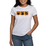 Eat Sleep Halloween Women's T-Shirt