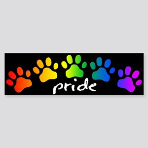 Furry Pride Sticker (Bumper)