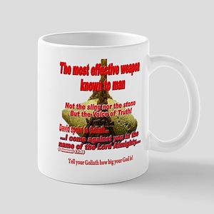 Effective Weapon Mug