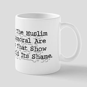 Mohammed Cartoon Small 11oz Mug