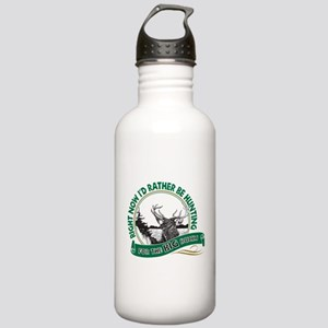 Deer Hunting Stainless Water Bottle 1.0L