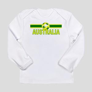 Australia Sv Design Long Sleeve Infant T-Shirt