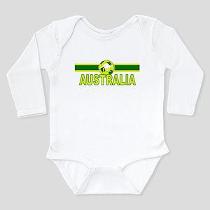 Australia Sv Design Long Sleeve Infant Bodysuit