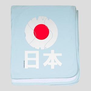 Japan world Design Infant Blanket
