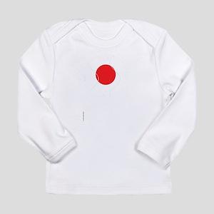 Japan world Design Long Sleeve Infant T-Shirt
