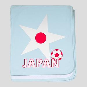 Japan Soccer star Infant Blanket