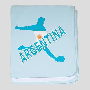 Argentina SA Infant Blanket