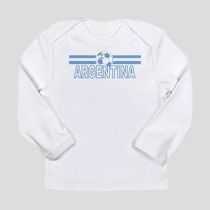 Argentina Sa Horizon Long Sleeve Infant T-Shirt